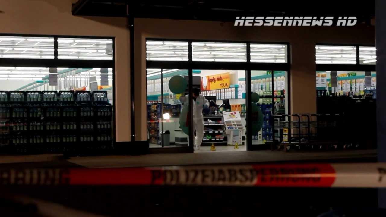 Tödlicher Überfall auf LOGO-Getränke Markt in Alsfeld 15.03.2012 ...