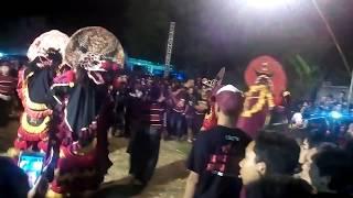 Barongan ngamuk Rogo Samboyo Putro live Mbetik Ngampel Mojoroto