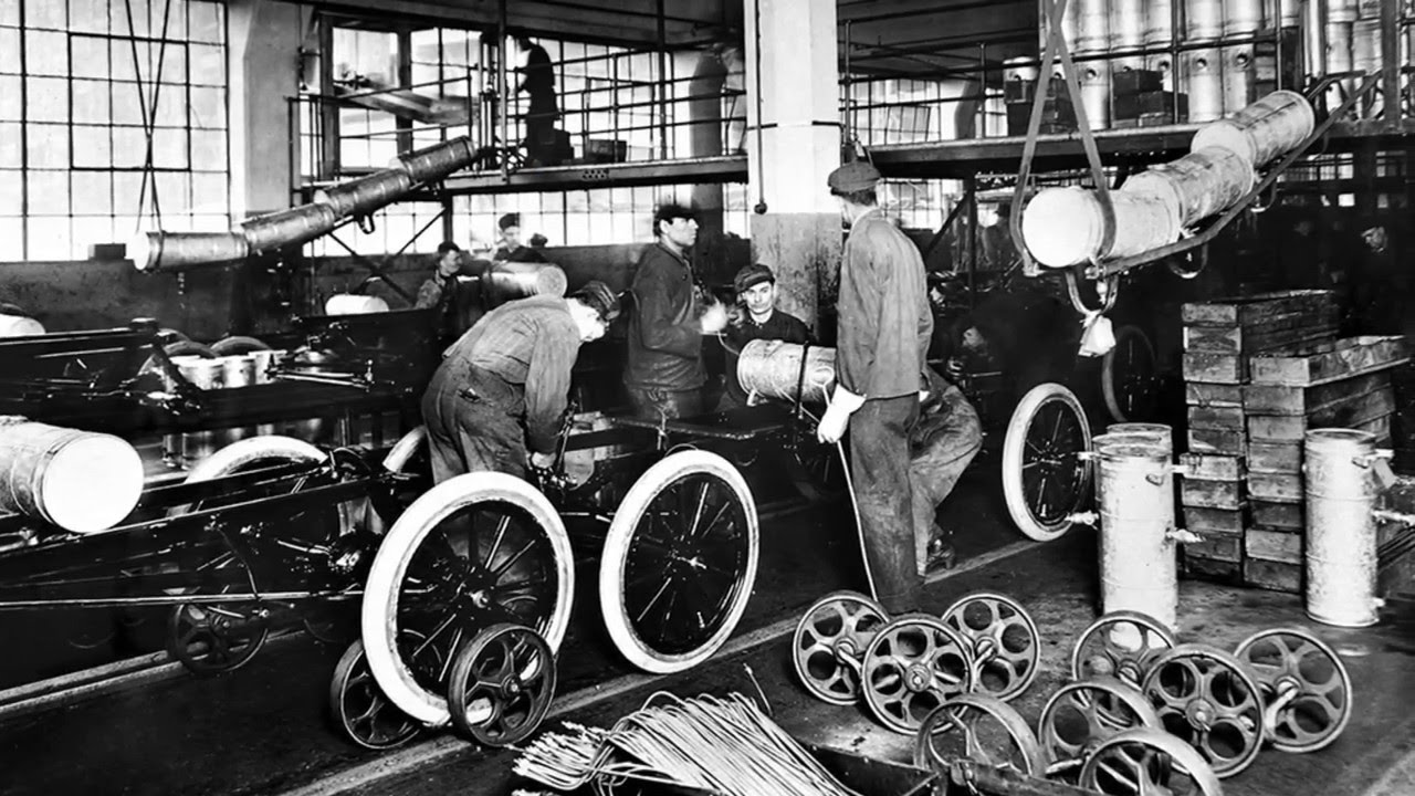 Living history episode 1 ford motor company youtube for Ford motor company history
