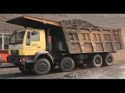 Integrated Surveillance system for coal transportation(Coal india ltd)