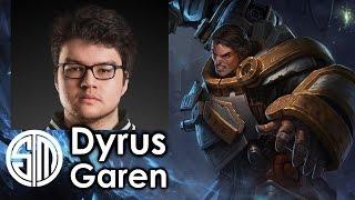 Dyrus picks Garen