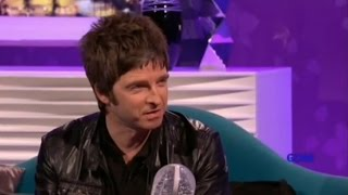 "Noel Gallagher Interview + ""AKA...What A Life"" (on Chatty Man)"