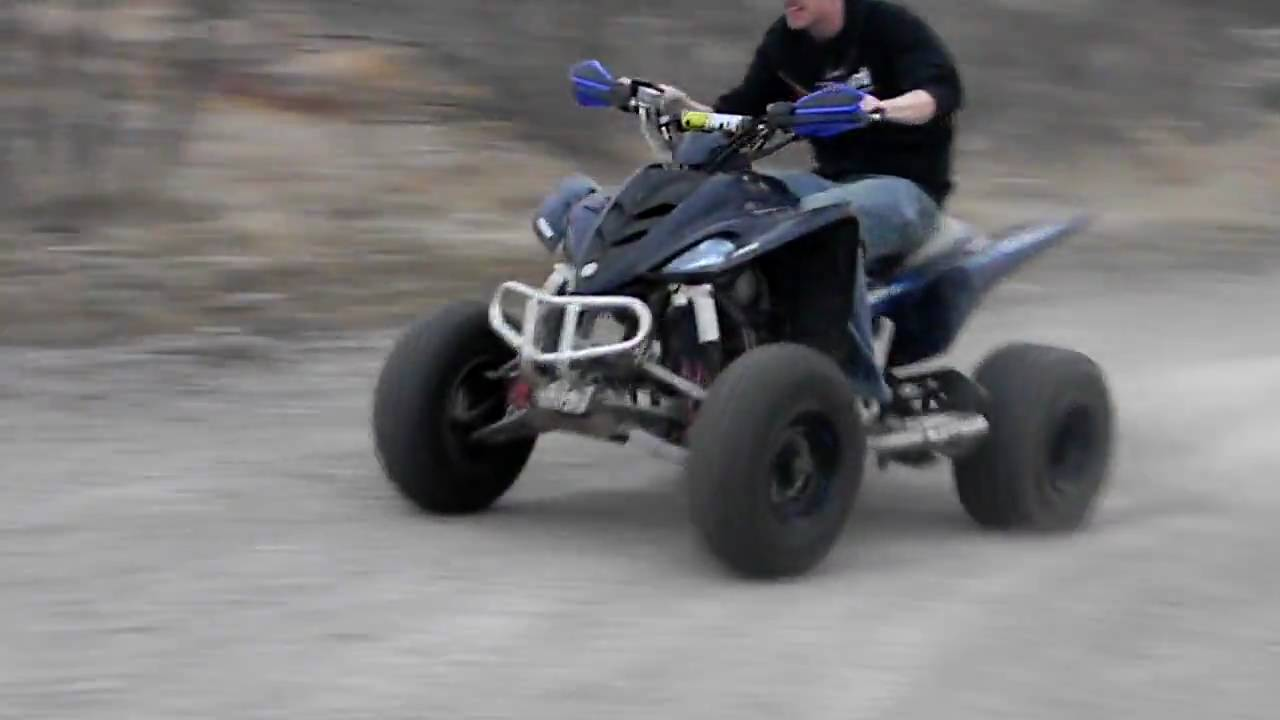 2006 Yamaha Raptor 350 SE (Part 2)  YouTube