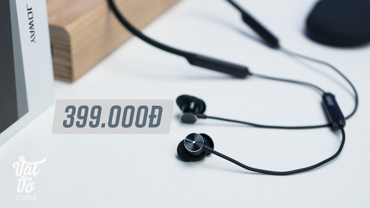 Đánh giá tai nghe không dây Joway H73