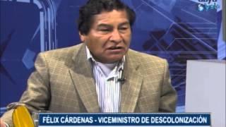 Primera Edición - Viceministro Descolonización y Año Nuevo Andino Amazónico- 19 de junio 2015