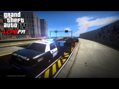 GTA 4 LCPDFR Multiplayer Patrol - Day 13 | Traffic Stops! (Roleplay)