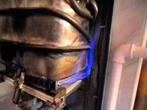 Chłodny Piecyk gazowy bez przegląd od kilku lat. Serwis, naprawy EJ78