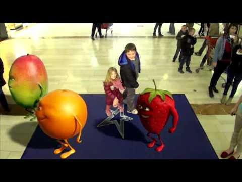 Oasis fruit tour logan tatiana pouilly auchan saint martin boulogne youtube - Auchan st martin boulogne ...