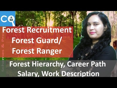 Forest Department Recruitment For Forest Guard, Ranger, Assistant Forest Conservator | Part 1
