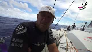 2017-18 Volvo Ocean Race: An update from current leaders Scallywag as they close in on Hong Kong
