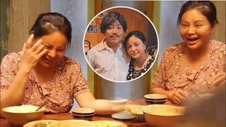 Làm vợ Trấn Thành không quen, Lê Giang hỏng cảnh 3 lần vì lo cười như được mùa ở hậu trường Bố Già