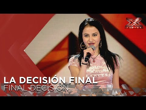 Fusa Nocta | Risto Mejide & India Martínez | La Decisión Final | Factor X 2018