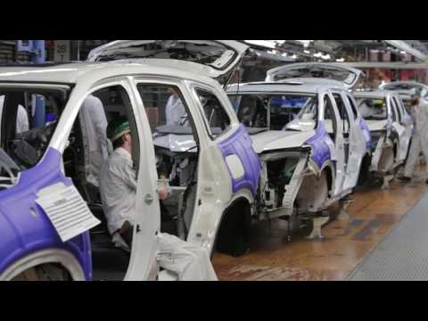 Honda Manufacturing of Alabama (Lincoln Production Plant)