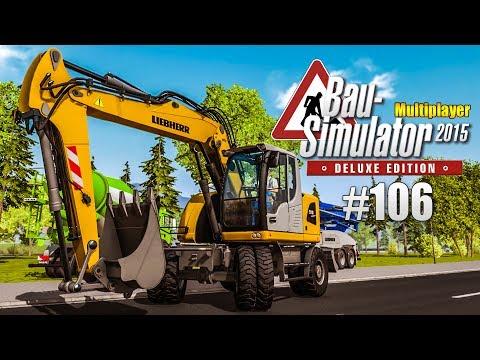 Bau-Simulator 2015 Multiplayer #106 - Neue Schule Bauen! CONSTRUCTION SIMULATOR Deluxe106