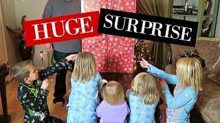 🎁HUGE CHRISTMAS SURPRISE!!!🎁