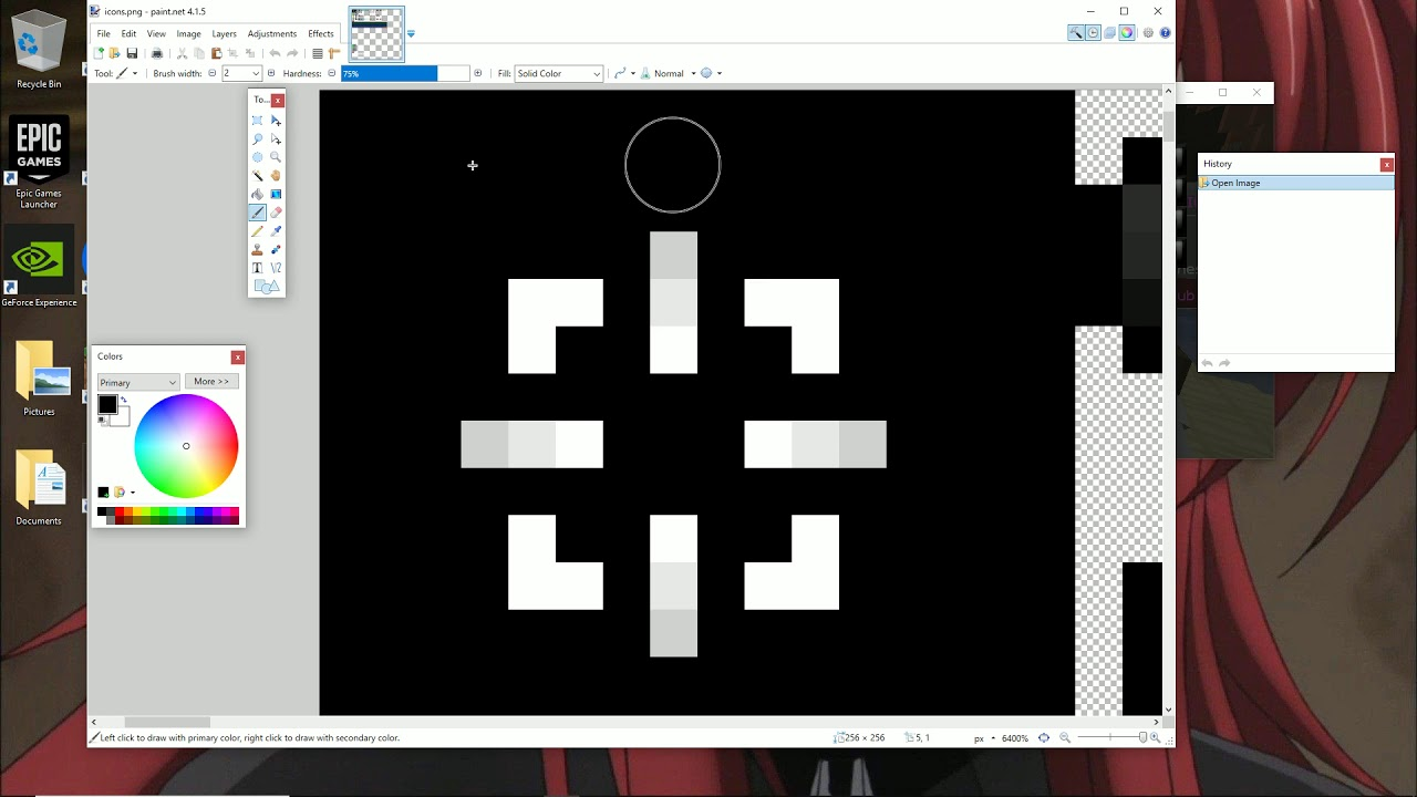 How to Change your Minecraft Crosshair 8/10/2019 (New) - YouTube