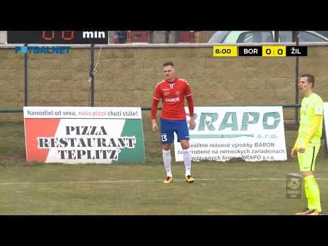 6.kolo: Slovnaft Cup 2017/18 - TJ ISKRA BORČICE vs. MŠK ŽILINA