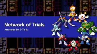 Network of Trials (Mega Man 10 - Wily stage 4)