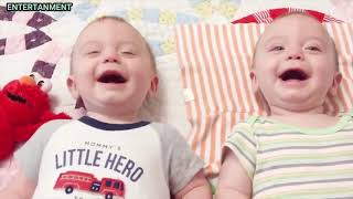 Best Videos Of Funny Twin Babies Compilation   Twins Baby Video Part 1