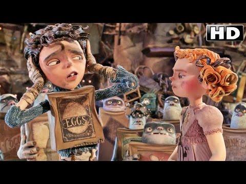 LOS BOXTROLLS Rodaje 2014 Subtitulado