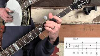 Old Joe Clark Basic Banjo Lesson