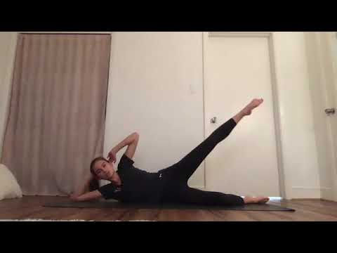 Yogalates with Emma - 45 Minutes