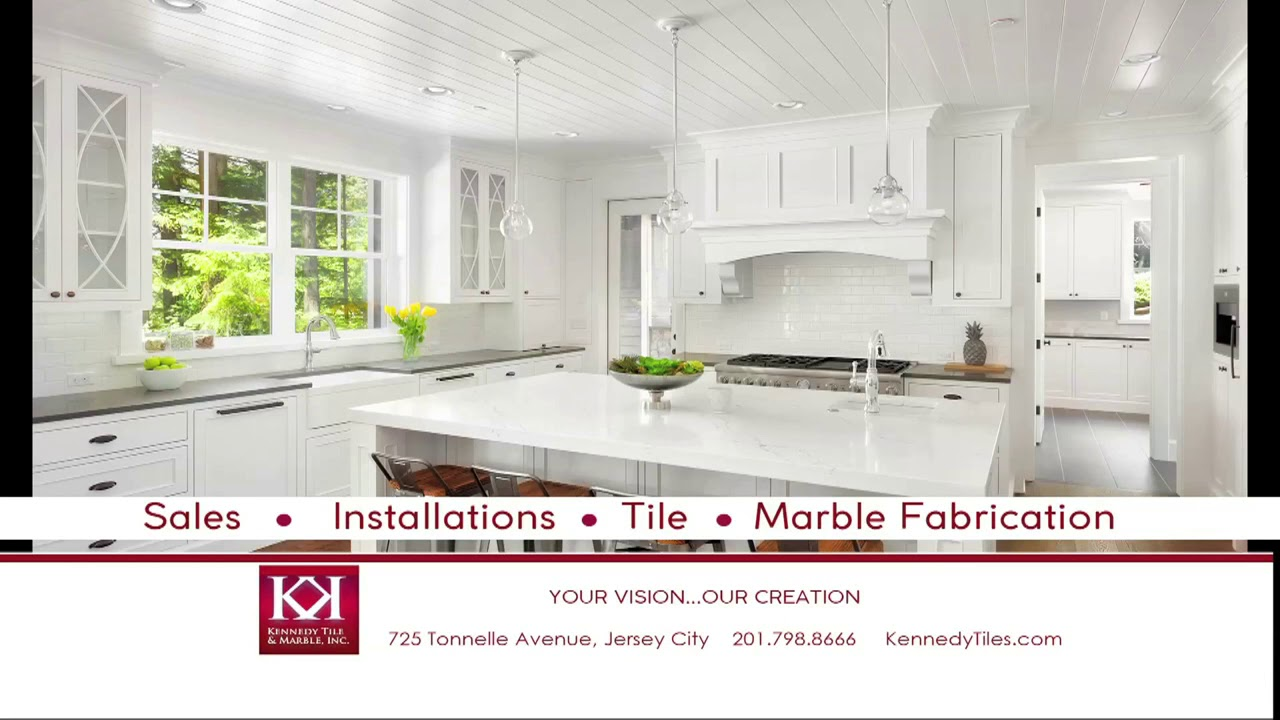 Custom Stone Fabrications | Kennedy Tile & Marble Inc in