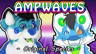ORIGINAL SPECIES: Ampwaves! 🦊