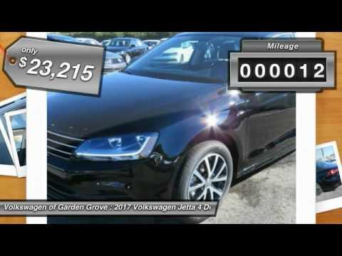 2017 Volkswagen Jetta Garden Grove CA HM291831 YouTube
