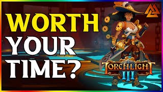 Torchlight 3 Review - Should You Play It?