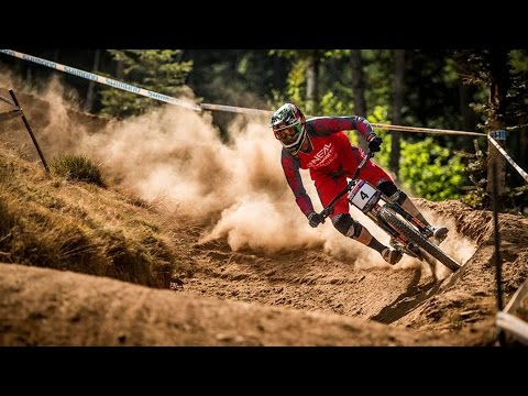 Steep, Dusty, and Fast Dowhill MTB at the Valnord Finals | UCI MTB World Cup 2016