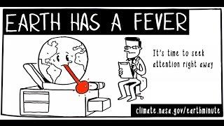 Nasa's Earth Minute: Earth Has A Fever