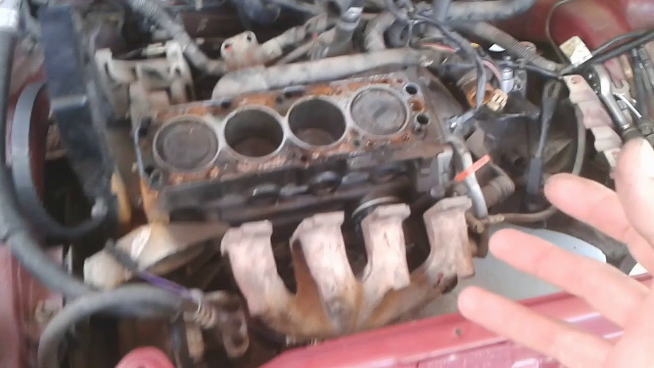 small resolution of daewoo lanos 1 4l engine dismantling before swap and autopsy part 1