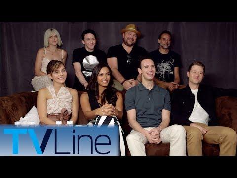 Gotham Season 4 Preview & Interview   Comic-Con 2017   TVLine