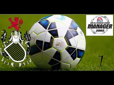 F.A. Premier League Manager 2002 LETS TALK 1