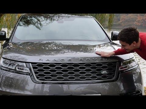 Range Rover Velar - Sau cum să dai 110.000 de euro pe un SUV - Cavaleria.ro