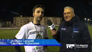 Aglianese-Saline 2-0 Finale Coppa Toscana Prima Categoria