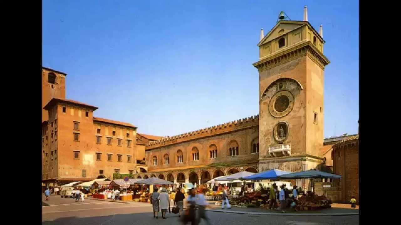 principais cidades da Itália mantova