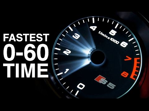 What Is The Fastest 0-60 Time Possible?