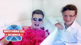Video THE ULTIMATE JELLY BATH | Brothers Do Science download MP3, 3GP, MP4, WEBM, AVI, FLV September 2018