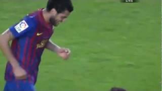 Barcelona 5 X 0 Mallorca- golaço de Daniel Alves