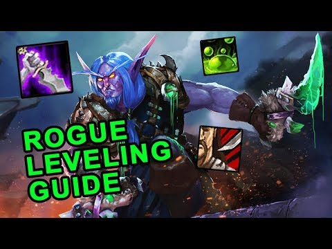 Classic WoW: Rogue Leveling Guide - Talents, Rotation & Weapon Progression