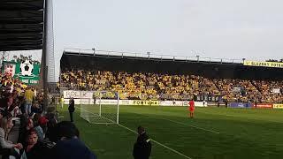 Slezský FC Opava vs FK Příbram 16.5.2018
