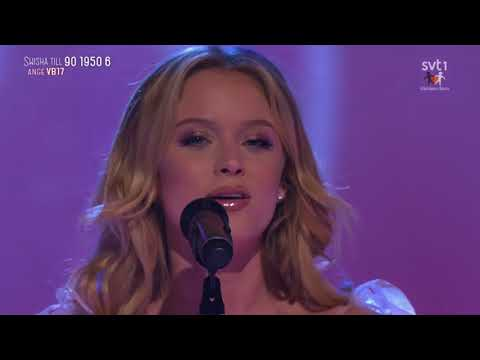 Zara Larsson - Symphony - Live @ Världens Barn 2017