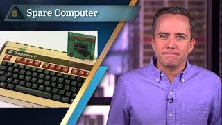 Cnet Top 5 - Raspberry Pi Projects