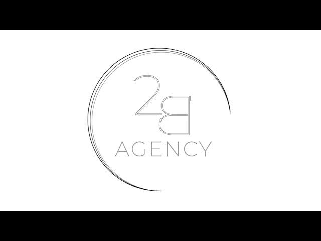 Logo 2B agency HD