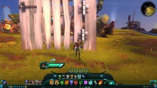 Wildstar How White Picket Fence Arch Decor Looks. Simple Decor Demo 395