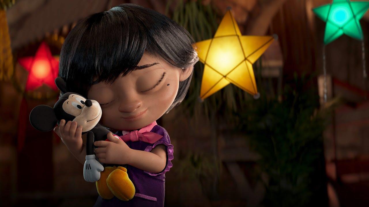 Ontdek De Magie Van Samen Zijn van Disney België voor Make-A-Wish