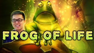 [Hearthstone] Frog of Life