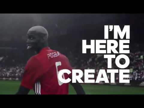 e6b35b4ba687 Paul Pogba - I m Here to Create- Adidas Commercial - YouTube - YouTube